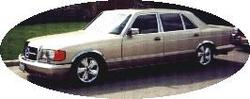 Another jus2swt 1987 Mercedes-Benz S-Class post... - 168006