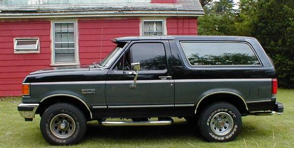 Morfius187 1990 Ford Bronco Specs Photos Modification Info At