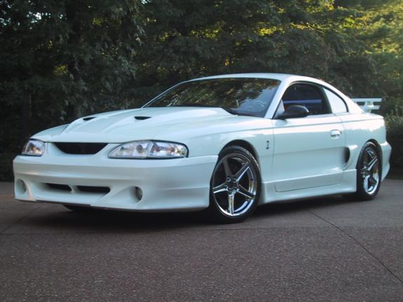 Mwaull 1994 Ford Mustang Specs Photos Modification Info
