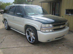 wikidbwoys 2002 Chevrolet Tahoe