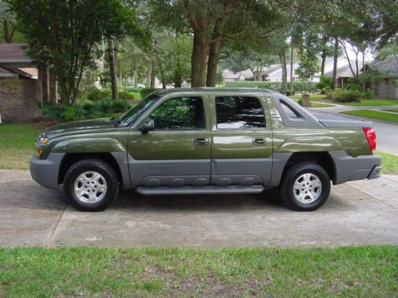 northface 2002 chevrolet avalanche specs photos. Black Bedroom Furniture Sets. Home Design Ideas