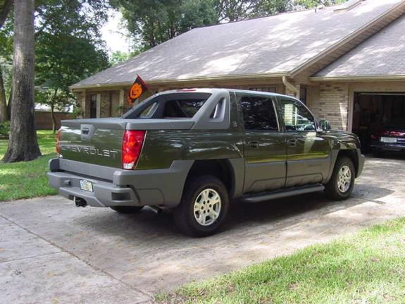 chevrolet avalanche 2002 north face edition marwood. Black Bedroom Furniture Sets. Home Design Ideas