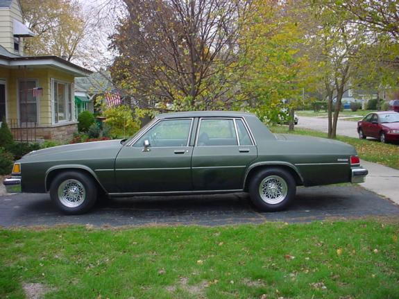 Scoby S 1985 Buick Lesabre In Springfield Il