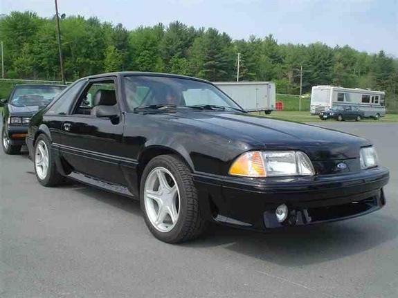 Another HardmanGT 1989 Ford Mustang post... - 178123