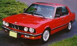 Mac535is 1985 BMW 5 Series