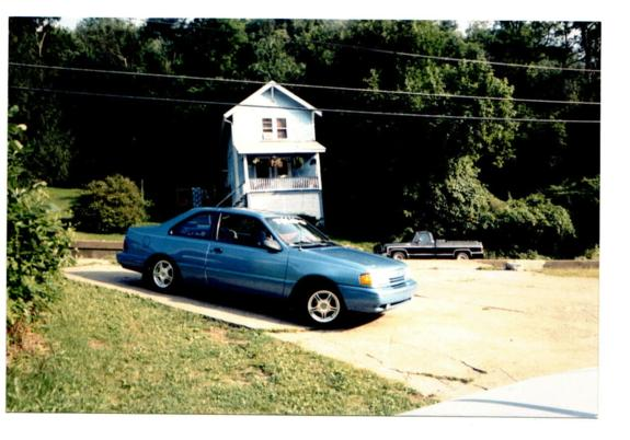 Another fordtemposport 1992 Ford Tempo post... - 188258