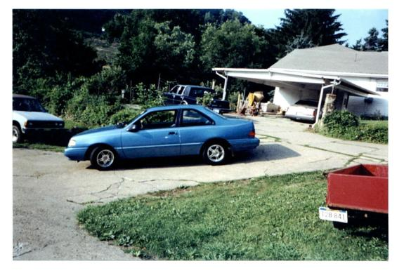 Another fordtemposport 1992 Ford Tempo post... - 188259