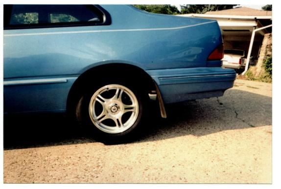 Another fordtemposport 1992 Ford Tempo post... - 188261