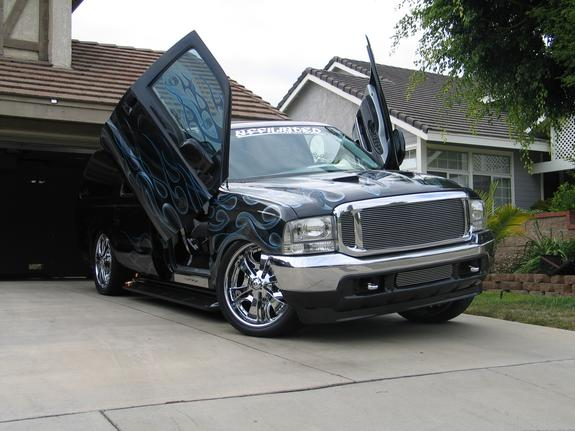 EscaladePushinHP's 2000 Ford Excursion