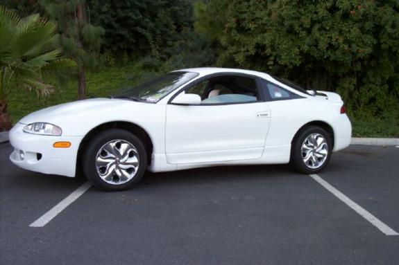 Another carsonca 1996 Mitsubishi Eclipse post... - 189991