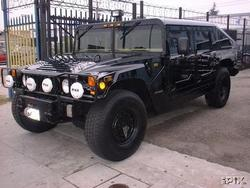 BumsHummers 2000 Hummer H1