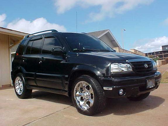 suzukiondubs 2002 suzuki grand vitara specs photos. Black Bedroom Furniture Sets. Home Design Ideas