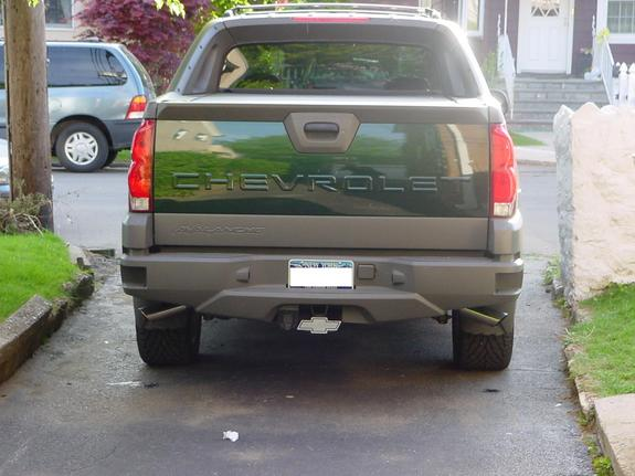 Another Bri6679 2002 Chevrolet Avalanche post... - 194646