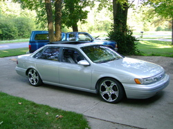BREW3s 1995 Ford Taurus