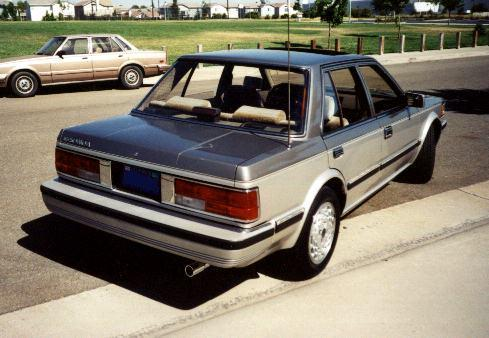 Another nissan_driver240 1986 Nissan Maxima post... - 198517