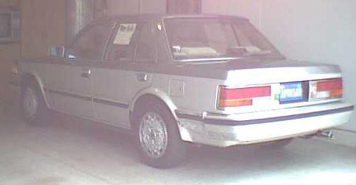 Another nissan_driver240 1986 Nissan Maxima post... - 198518