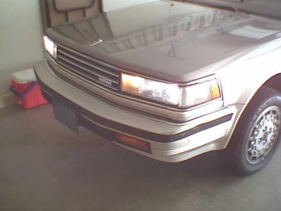 Another nissan_driver240 1986 Nissan Maxima post... - 198520