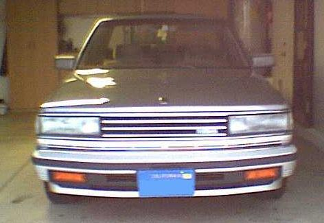 Another nissan_driver240 1986 Nissan Maxima post... - 198521