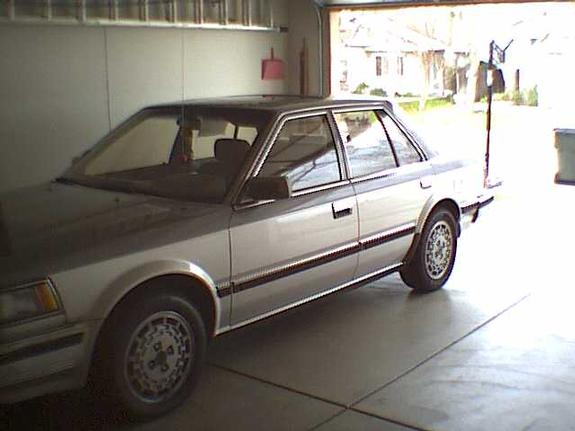 Another nissan_driver240 1986 Nissan Maxima post... - 198525