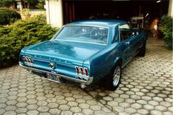 Another docwisdom 1967 Ford Mustang post... - 201081
