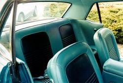 Another docwisdom 1967 Ford Mustang post... - 201082