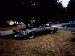 79ford 1983 Cadillac DeVille