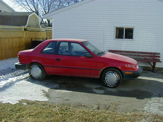 Another Jorgy 1992 Plymouth Sundance post... - 202063