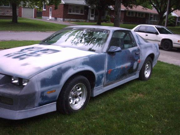 Another Virtual_Dave 1984 Chevrolet Camaro post... - 206536