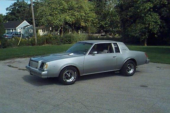 buickrcr's 1979 Buick Regal