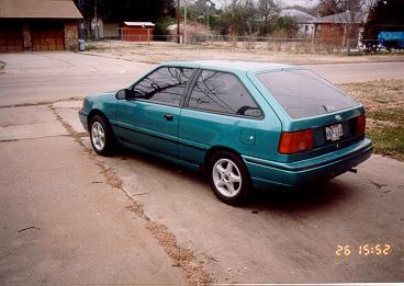 Another subblah 1994 Hyundai Excel post... - 213711
