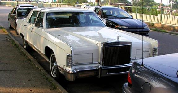 Another cincycaddy 1985 Cadillac Brougham post... - 214625