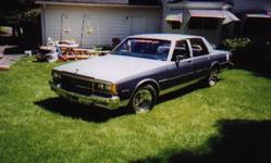 FarmerFran 1993 Chevrolet S10 Regular Cab