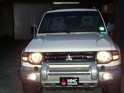 gpm19s 1999 Mitsubishi Montero