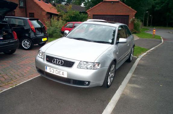 Another DeanS3 2001 Audi A3 post... - 217406