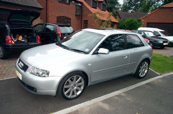 Another DeanS3 2001 Audi A3 post... - 217407