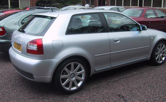 Another DeanS3 2001 Audi A3 post... - 217413