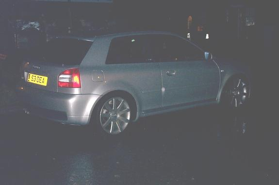 Another DeanS3 2001 Audi A3 post... - 217416