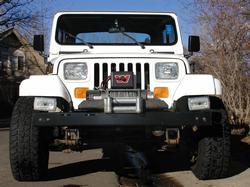 TightieWhitie 1988 Jeep YJ