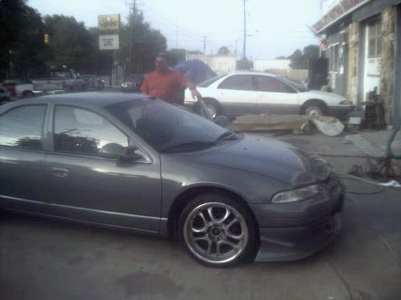 Cant_Get_Ryte 1998 Dodge Stratus