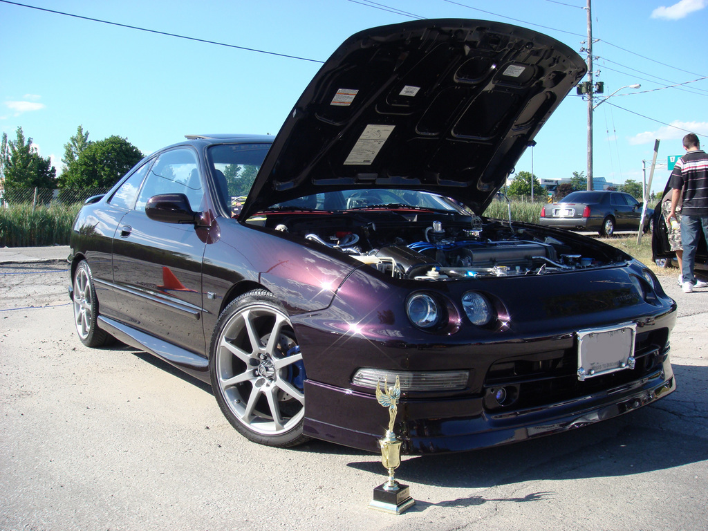 I Want To Paint My Car Purple
