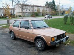 twin_duncan 1982 Volkswagen Rabbit