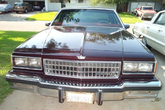 Another PimpinCaprice 1986 Chevrolet Caprice post... - 230990