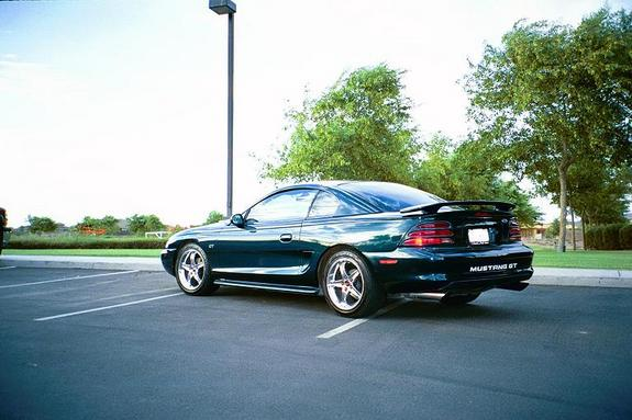 superdustin22 2003 Ford Mustang 237645