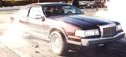 anemity 1988 Lincoln Mark VII