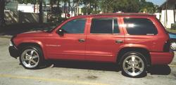 GS300RICH 2000 Dodge Durango