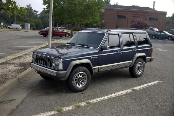 Kingsmoth 1990 Jeep Cherokee Specs Photos Modification Info At