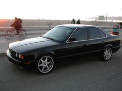 Russianboy535i 1991 BMW 5 Series