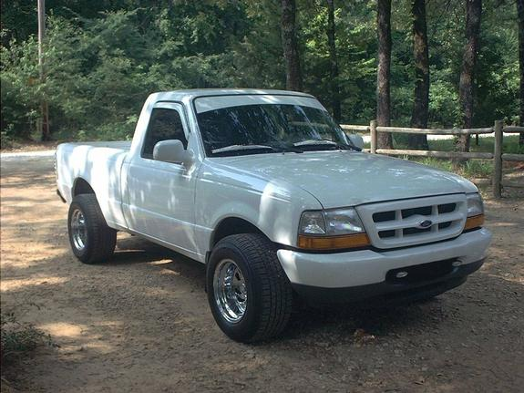 Ericsgoat 1999 Ford Ranger Regular Cab Specs Photos