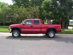 thurmo 2000 GMC Sierra 1500 Regular Cab