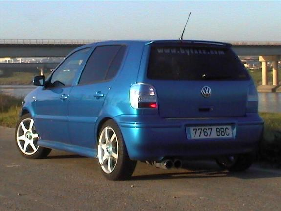 tazz 2000 volkswagen polo specs photos modification info at cardomain. Black Bedroom Furniture Sets. Home Design Ideas
